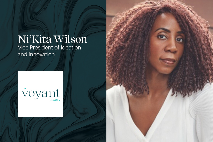 Organizational Announcement: Ni'Kita Wilson