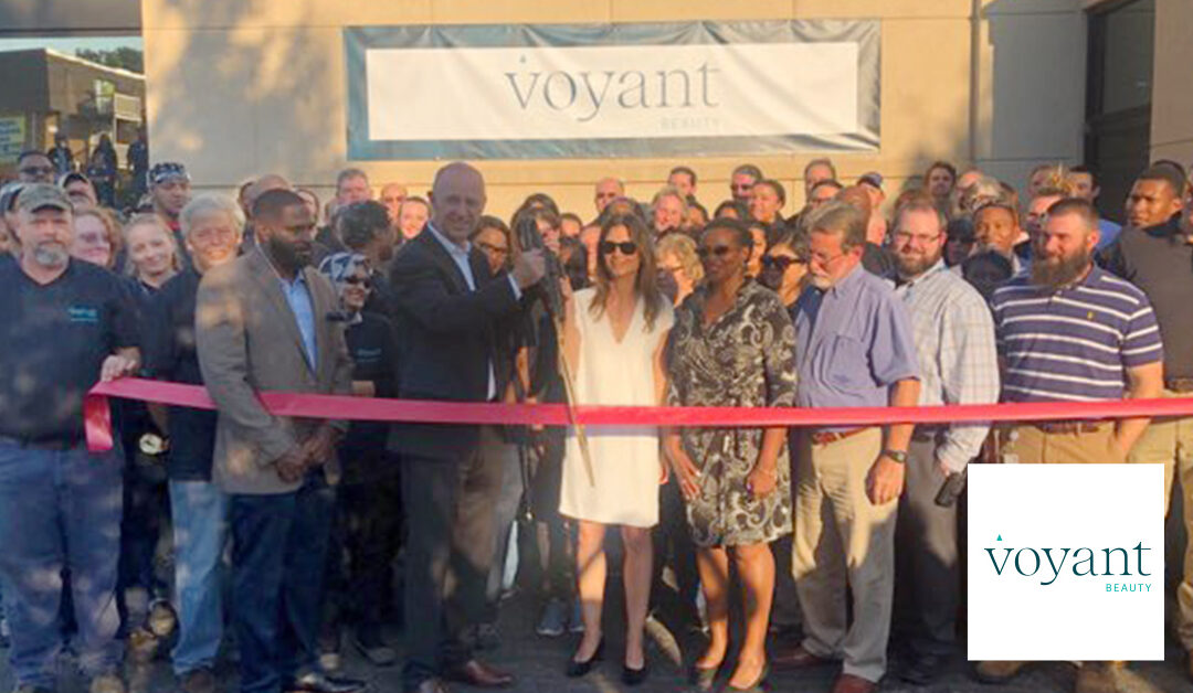 Roanoke Ribbon Cutting