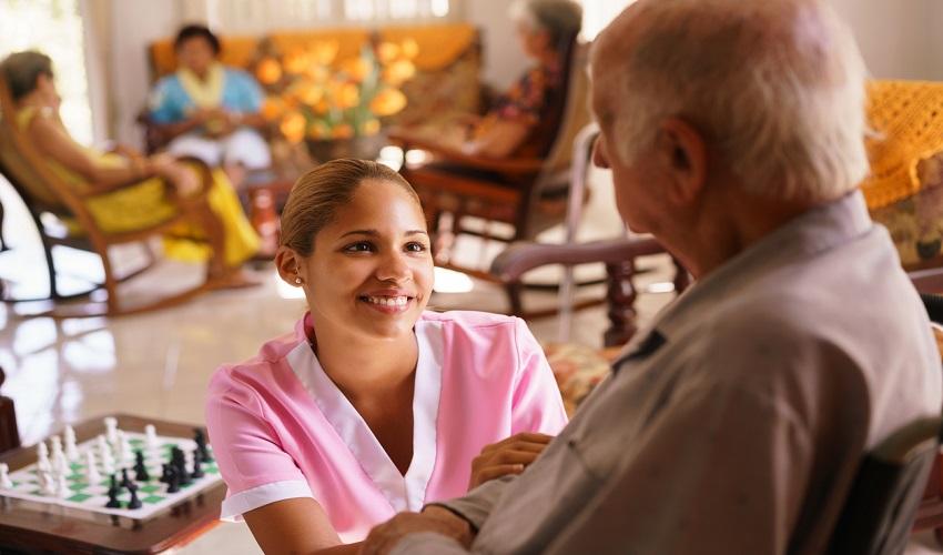 Good vs. bad nursing home