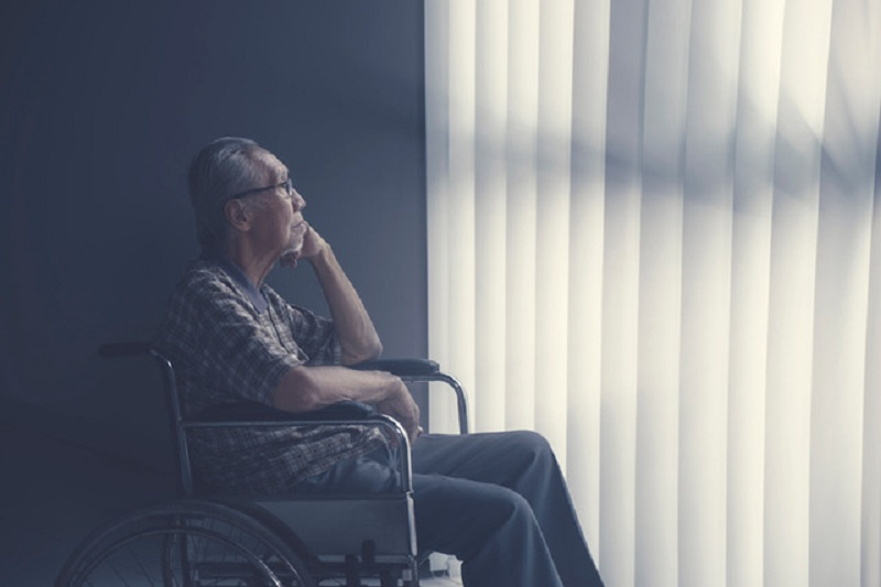 Nursing home isolation
