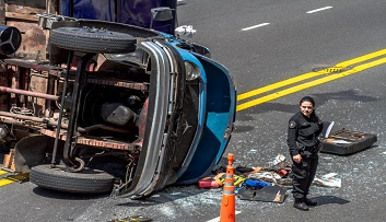 Truck accident law Chicago