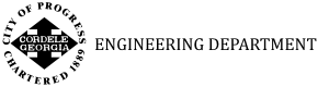 Logo for Cordele Engineering