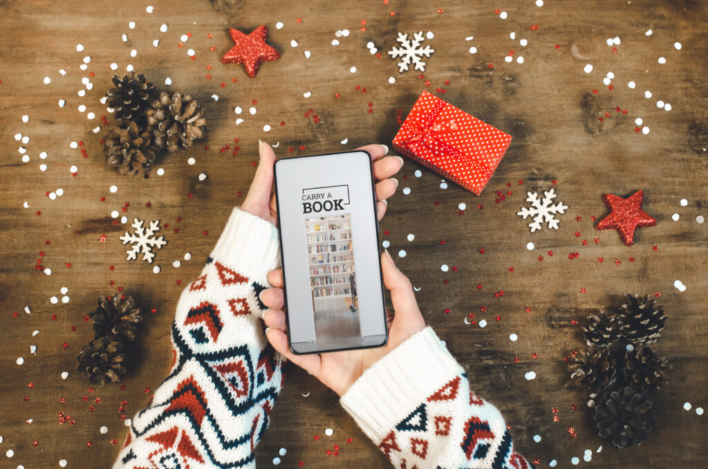 The Best Christmas Apps of 2020 | Carry A Book App | Festive Seasons
