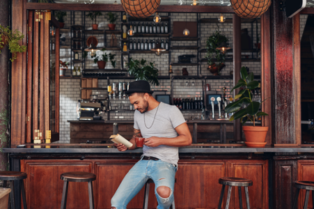 Carry A Book | Book Cafes | Australia