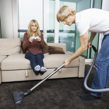 4 Reasons Vacuuming is Not Enough