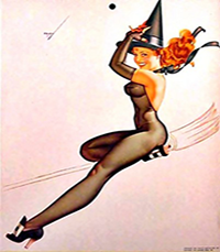 Pin Up Girls by The Costume Shop