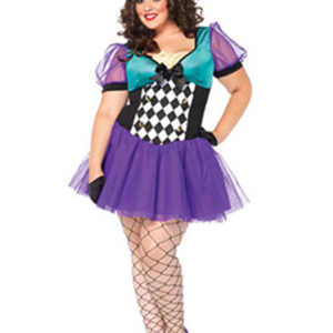 Plus-sized Women's Costumes