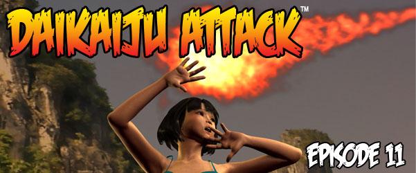 Daikaiju Attack EPISODE 11