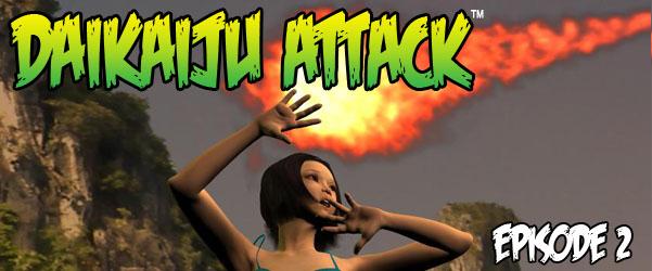 Daikaiju Attack EPISODE 2 OLD