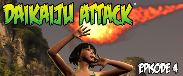 Daikaiju Attack EPISODE 4