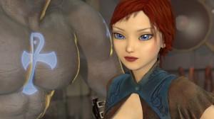 Sara Slane - Stone Sorceress