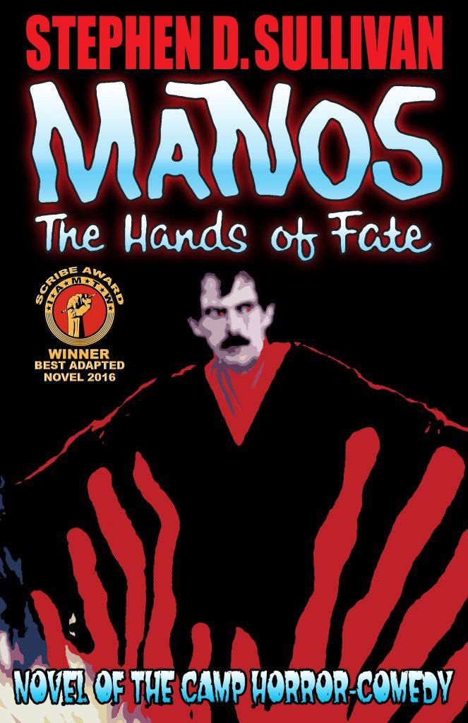 MANOS cover SCRIBE AWARD 2016