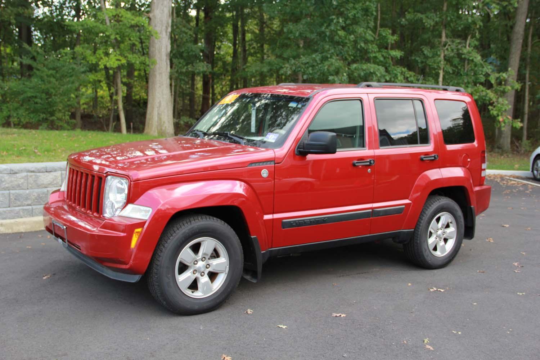 2010 Jeep Liberty Sport for sale at Millstone Motorsports in Clarksburg, NJ