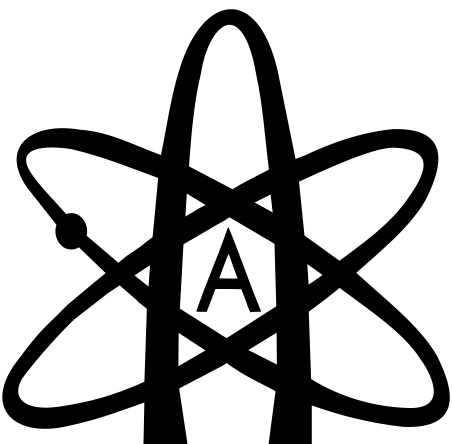 an image of the symbol for Atheism