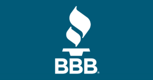 An image of the Better Business Bureau Logo