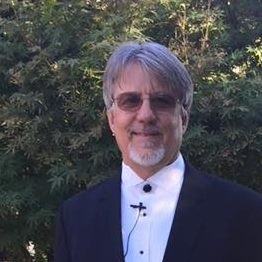 A photo of Andrew Allen Ordained Interfaith Minister