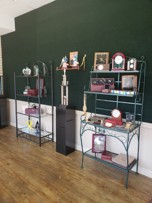 Portion of Front Show Room