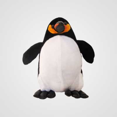 Plush Toy Proper Penguin