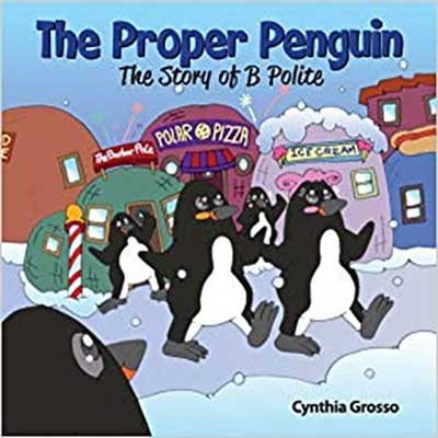 The Proper Penguin Book