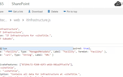 Live Edit JavaScript & CSS Files on SharePoint Online