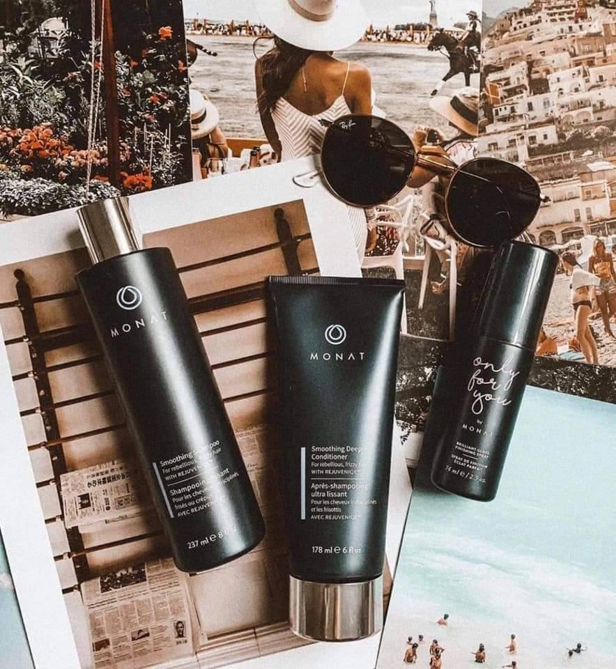 Monat Hair Care Line Review
