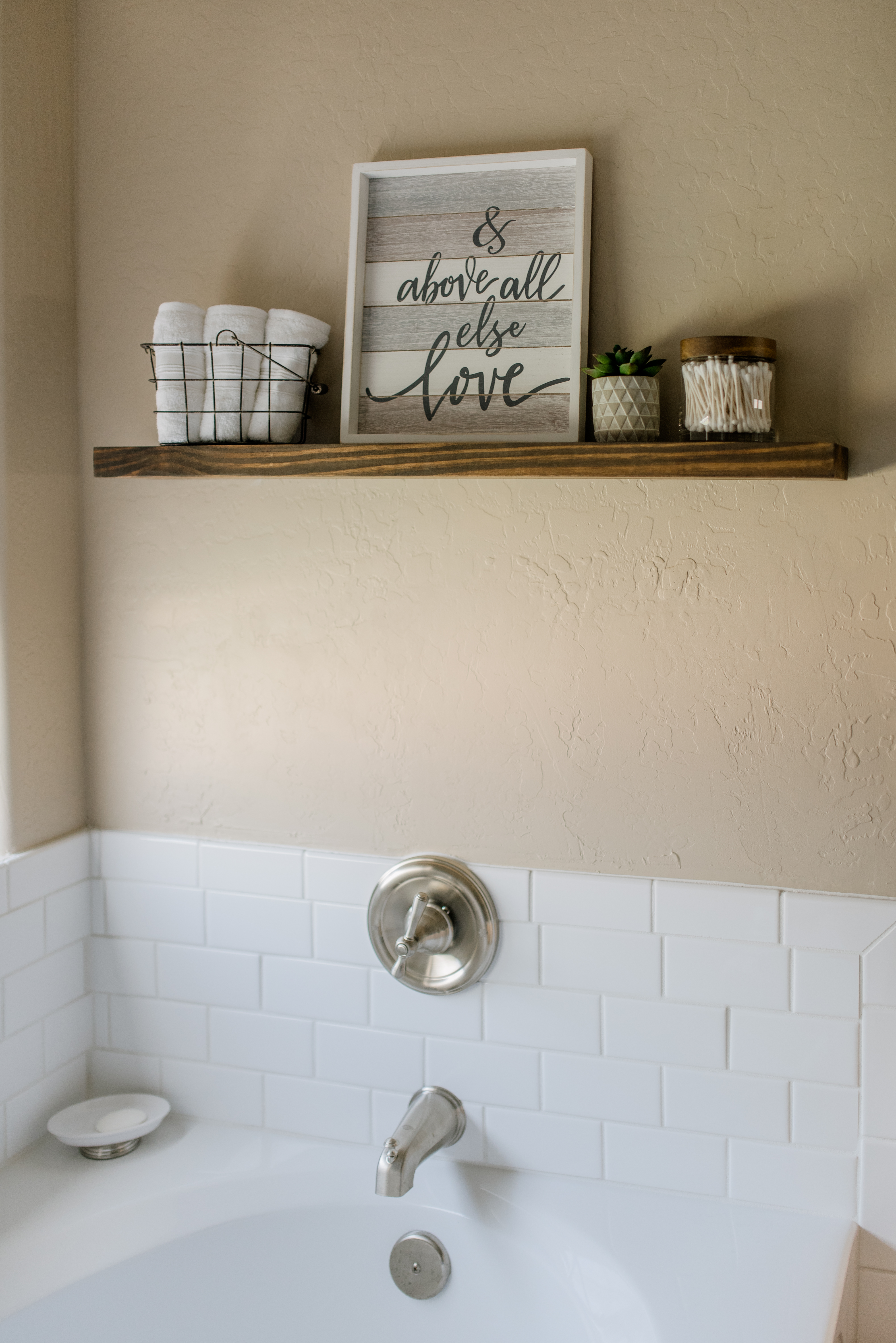Master Bathroom Remodel by Simple Lifestyle Blog