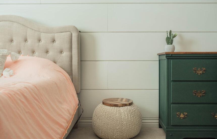 Teen Boho Inspired Room Makeover