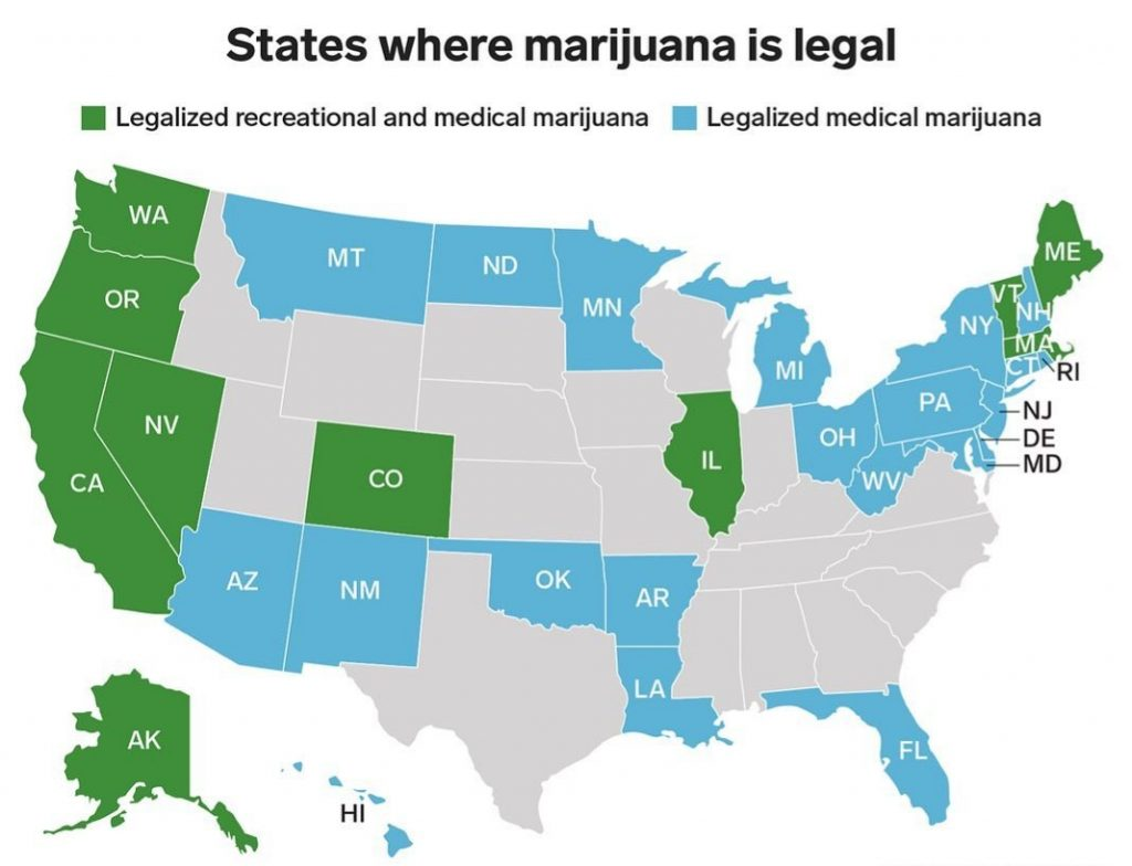 Out of State Medical Marijuana Cards in DC | MWC