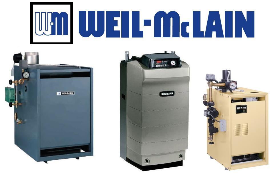 Weil McLain Boilers