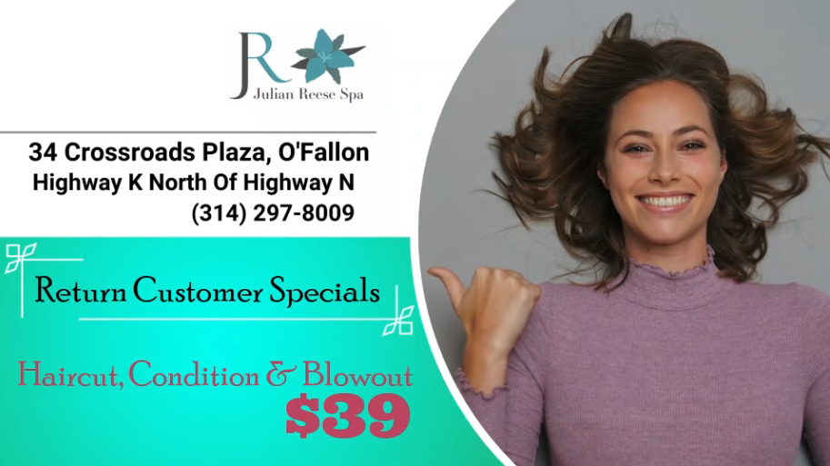 Return Customer Salon Sale Prices