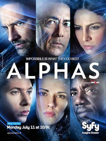Alphas – Season I