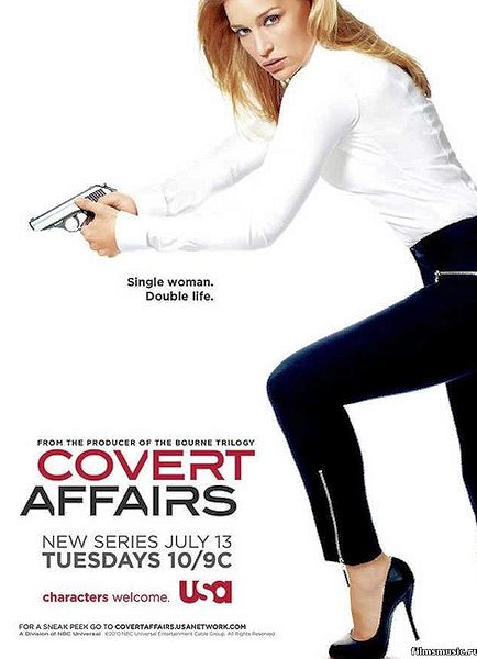 Covert Affairs – Season 1