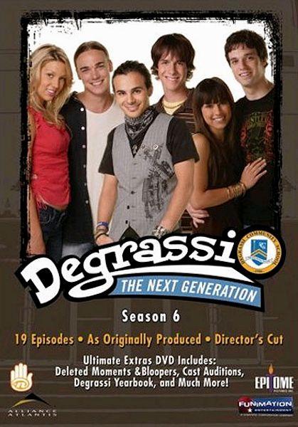 Degrassi: The Next Generation – Season VI