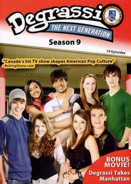 Degrassi: The Next Generation – Season IX