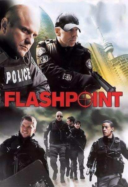 Flashpoint – Pilot