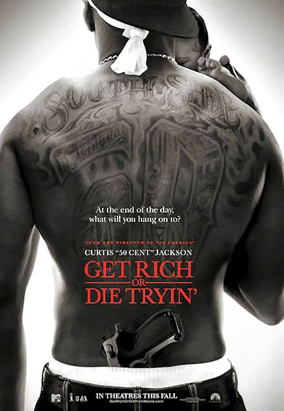 Get Rich or Die Tryin aka The 50 cent project