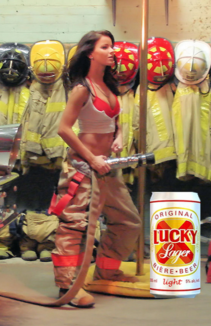 Lucky Lager