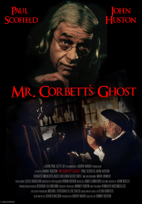 Mr Corbett's Ghost