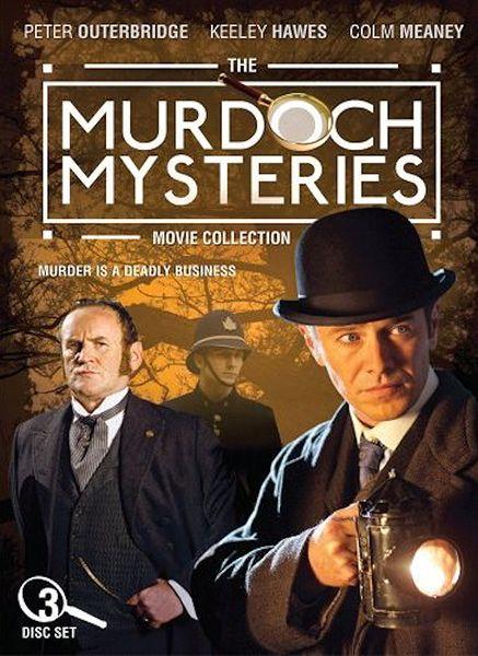 Murdoch Mysteries – Season I
