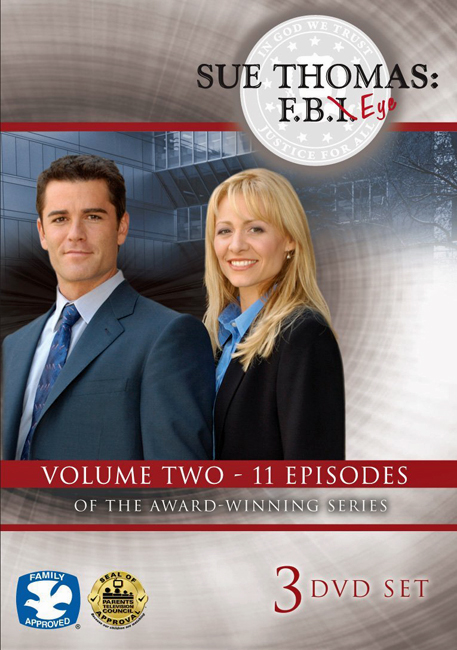 Sue Thomas F B Eye – Season II