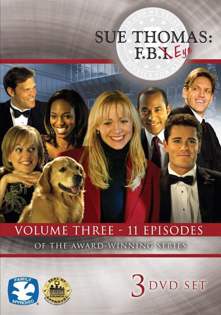 Sue Thomas F B Eye – Season III