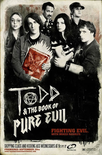 Todd & the Book of Pure Evil – Pilot