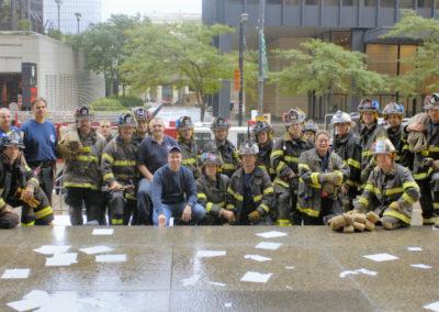 David Cunnigham & 911 Crew