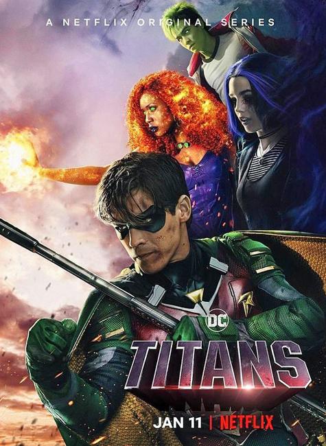 Titans – Season l