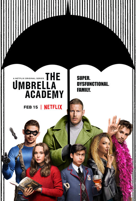 The Umbrella Academy – Season I