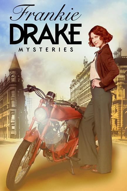 Frankie Drake Mysteries – Season II