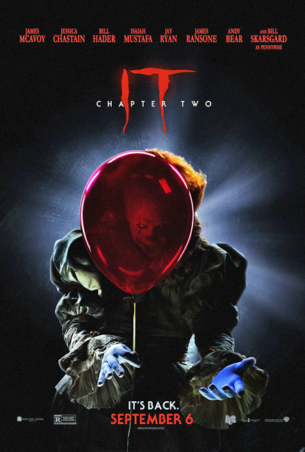 IT Chapter 2 – Re Shoots