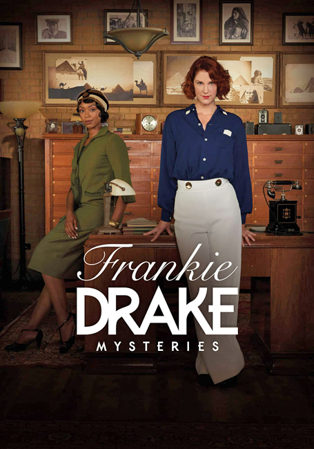Frankie Drake Mysteries – Season III