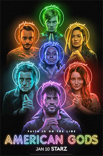 American Gods – Season III