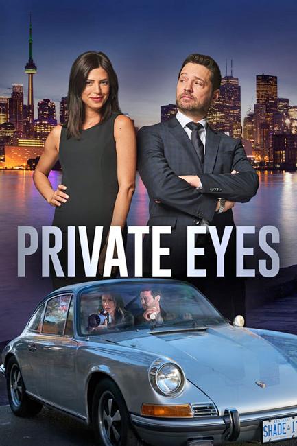 Private Eyes – Season IV